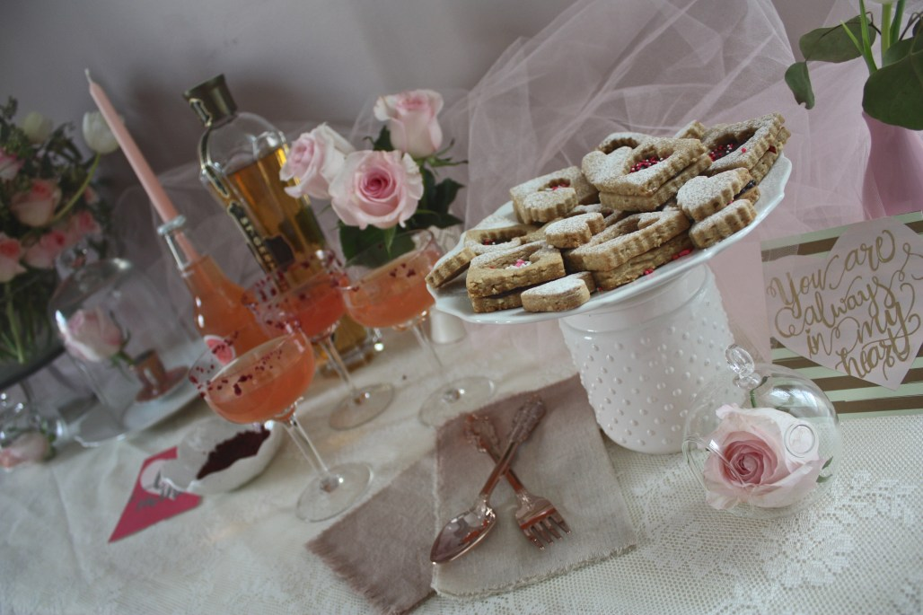 Cookies, Cocktails + Roses Valentine's Day | Dreamery Events