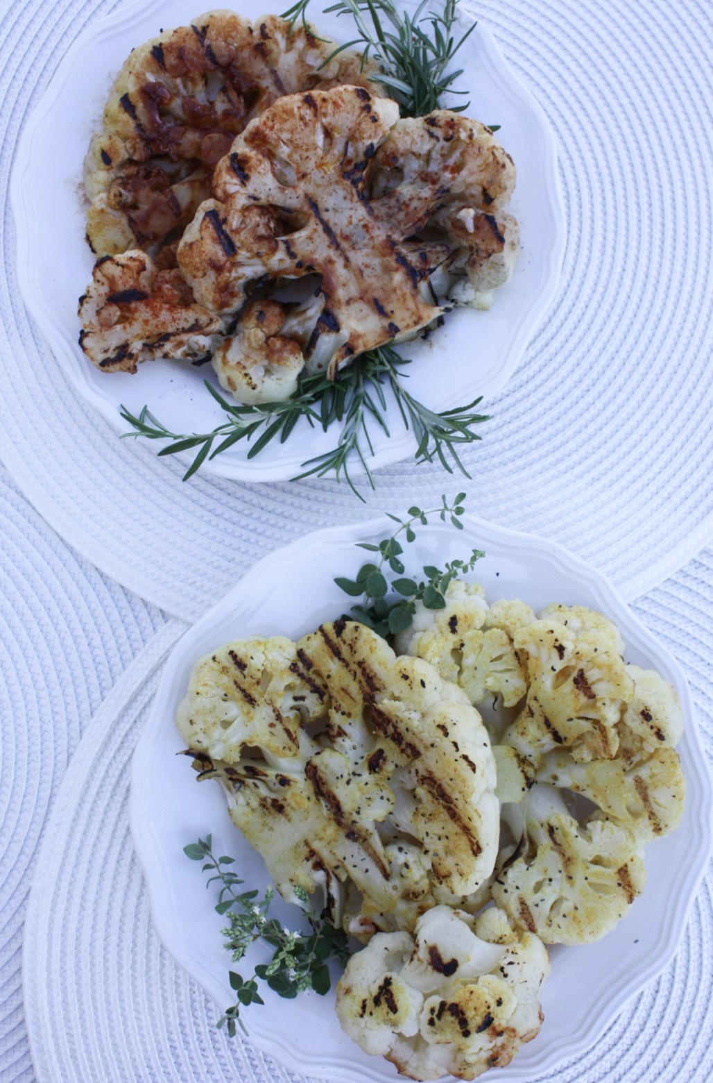 Two Grilled Cauliflower Recipes Perfect for Your End of Summer Party | Dreamery Events
