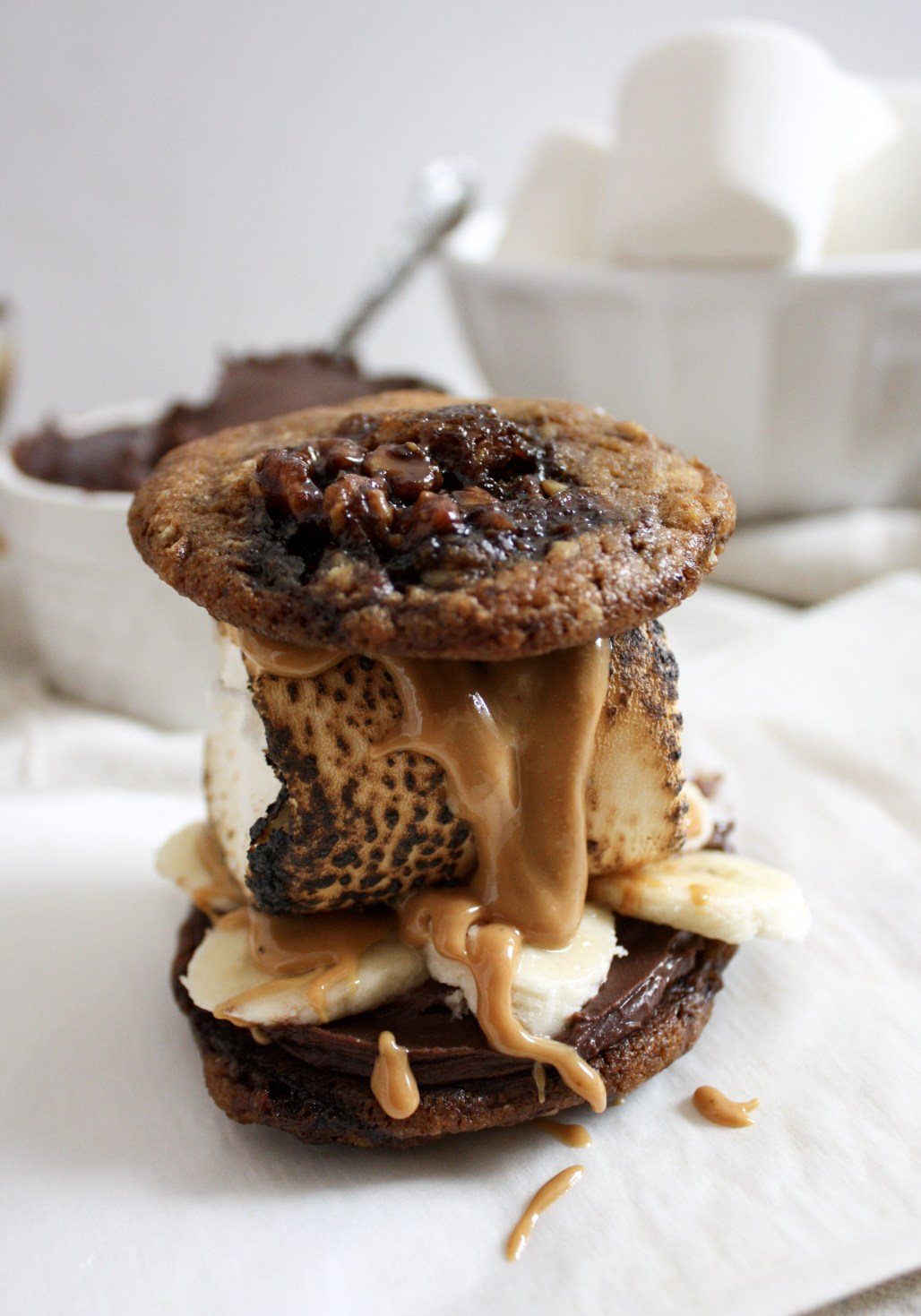 S'mores Cookie Sandwiches : 3 Delicious Ways   Dreamery Events