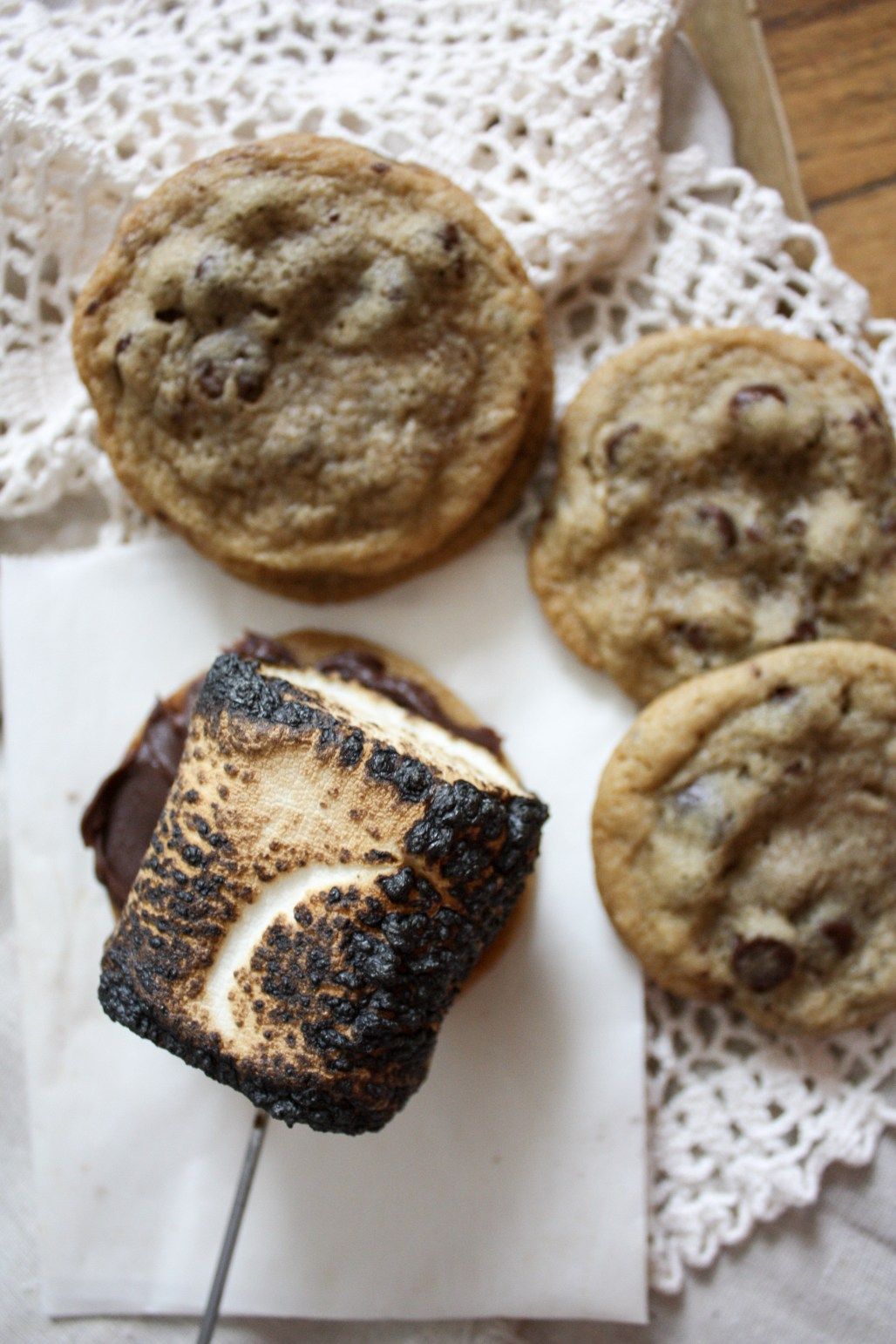 S'mores Cookie Sandwiches : 3 Different Ways | Dreamery Events