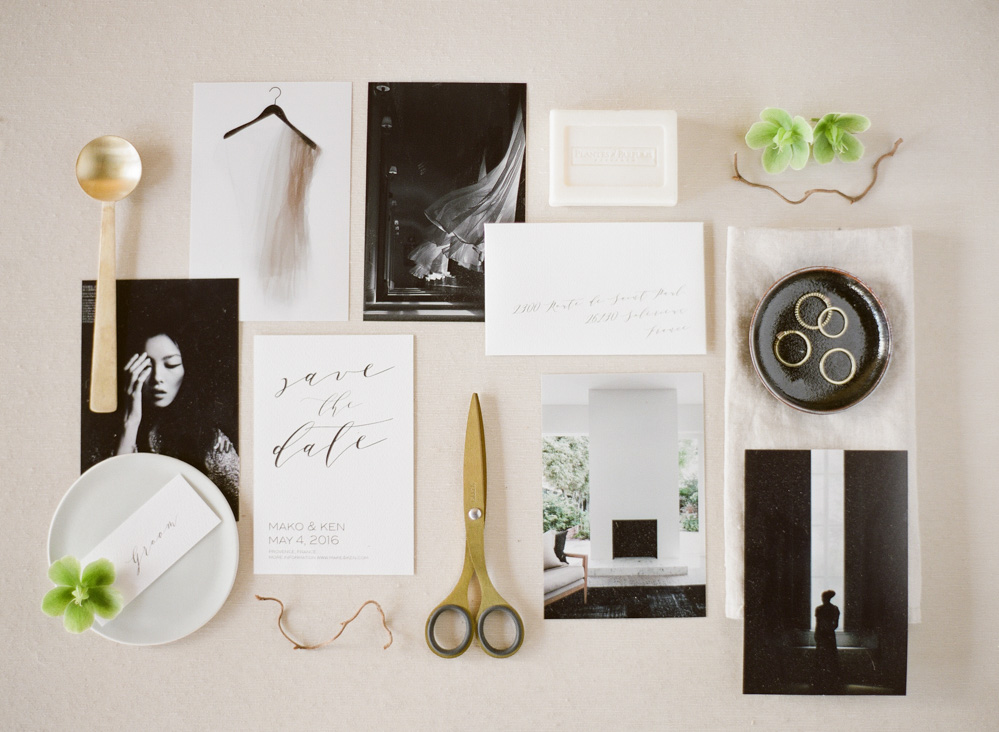 Beautiful Custom Wedding Stationery with Basic Invite | Dreamery Events
