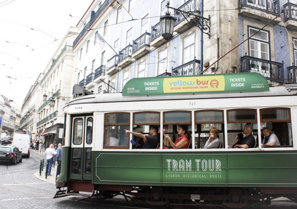 Traveling to...the Colorful Streets of Lisboa   Dreamery Events