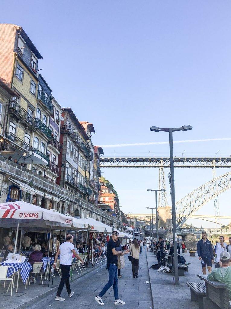 Traveling to...Porto's Picturesque Rebeira   Dreamery Events