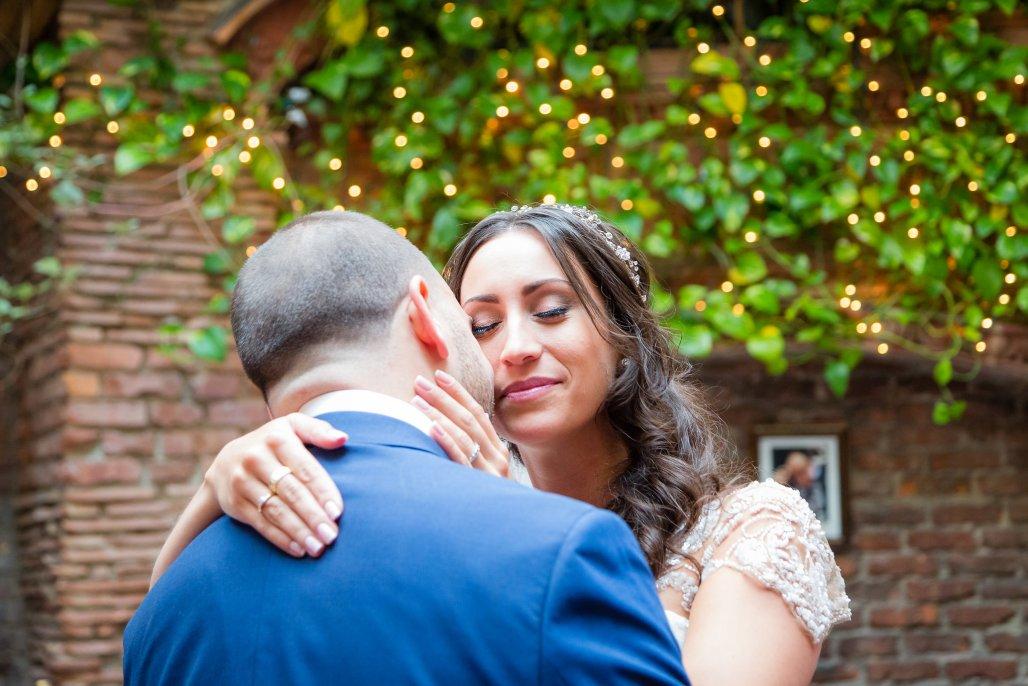 Katie & Daniel's Intimate Little Italy Wedding | Dreamery Events