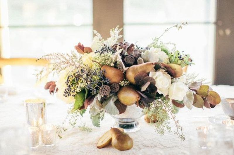 How To : Using Fruits & Vegetables in Floral Arrangements | Dreamery Events