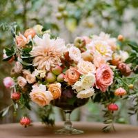 How To : Using Fruits & Vegetables in Floral Arrangements