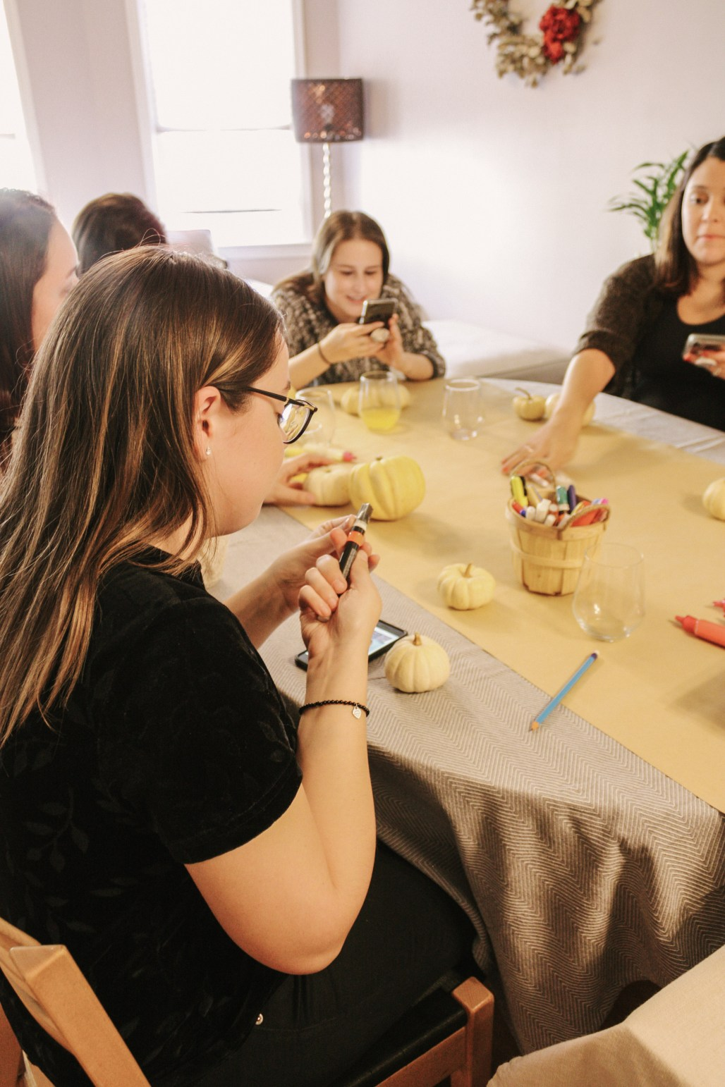 Hosting a Thanksgiving Pumpkin Decorating Brunch for a Good Cause    Dreamery Events