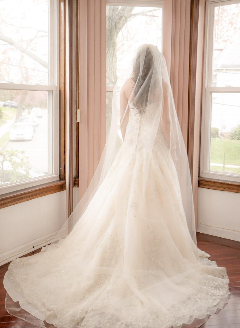 Vanessa & Al's Classic Romantic Wedding Bringing Together Family Cultures & Memories || Dreamery Events