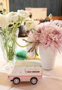 I Scream for Ice Cream Birthday Celebration    Dreamery Events