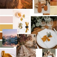 Autumn Vibes :: Golden Dessert Sunset
