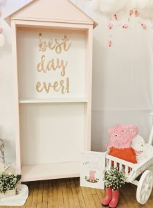 """A Peppa Pig """"Muddy Puddles"""" 2nd Birthday 