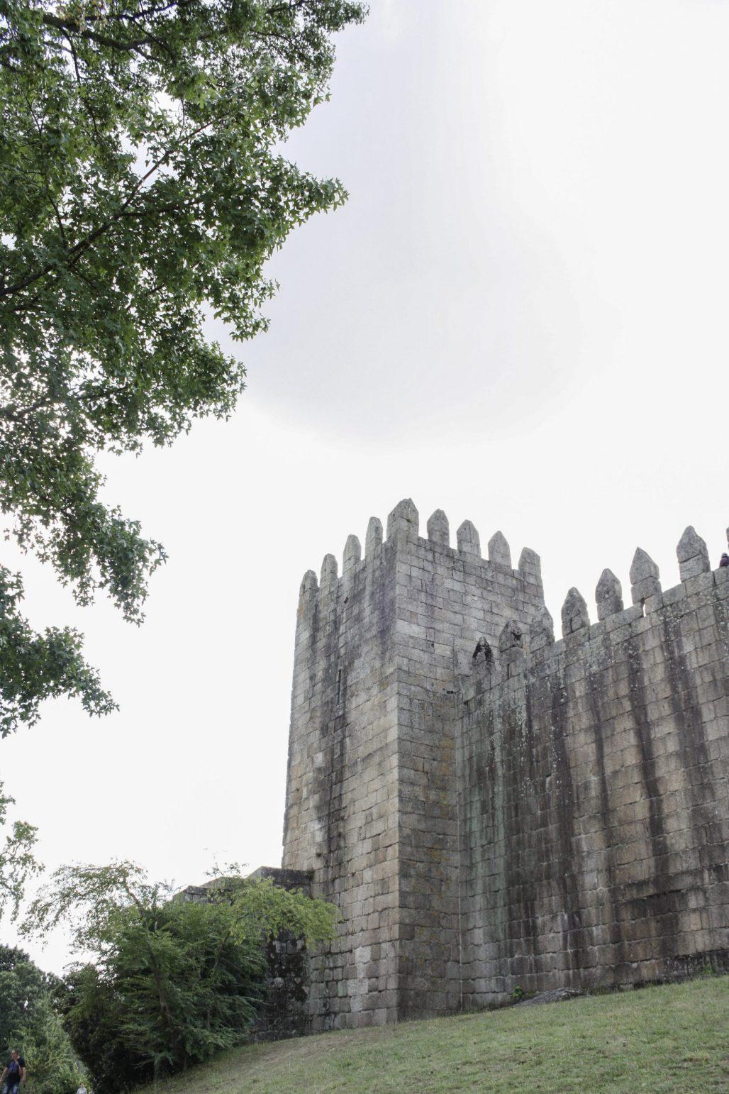 Traveling to ... the Castles of Guimarães :: Palacio dos Duques & Castelo Guimarães | Dreamery Events
