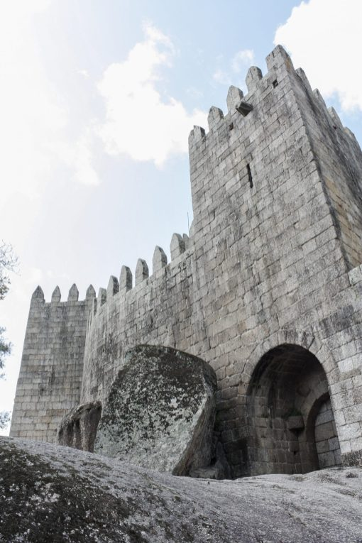 Traveling to ... the Castles of Guimarães :: Palacio dos Duques & Castelo Guimarães | Dreamery Events