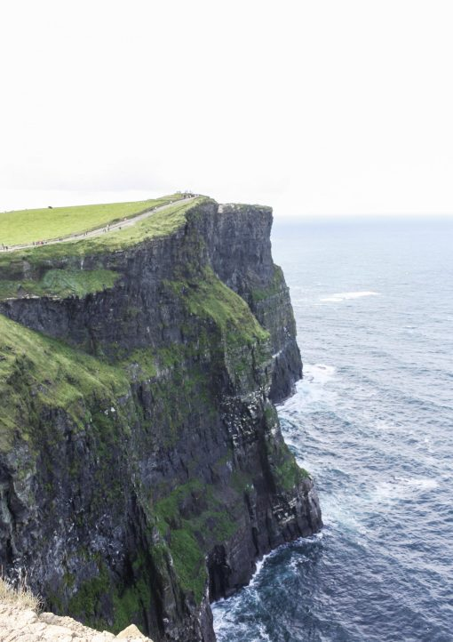 Traveling to ..... the Majestic Cliffs of Moher    Ireland    Dreamery Travels