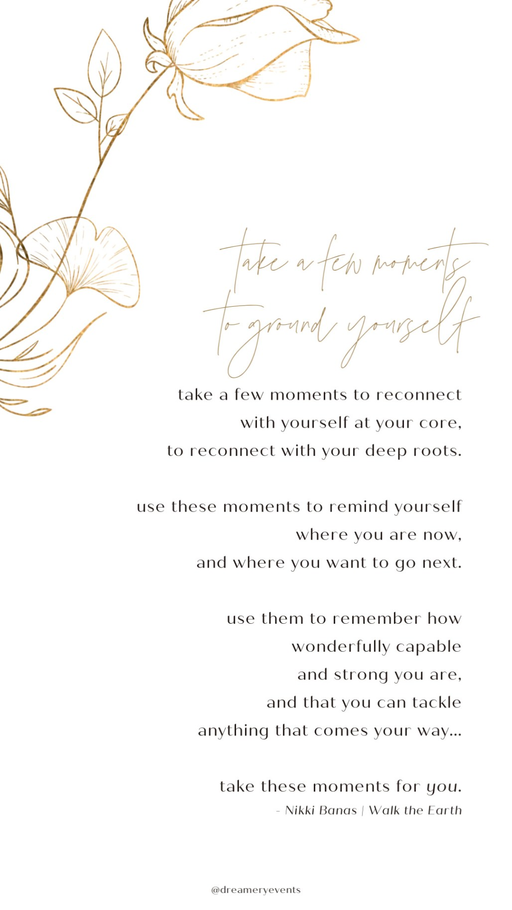 Inspiring Words :: Snippets to Lift & Empower Your Soul