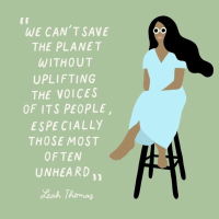 Inspiring + Talented BIPOC Everyone Should Know About :: Environmentalists || Sustainability || Planters/Gardeners | Dreamery Events