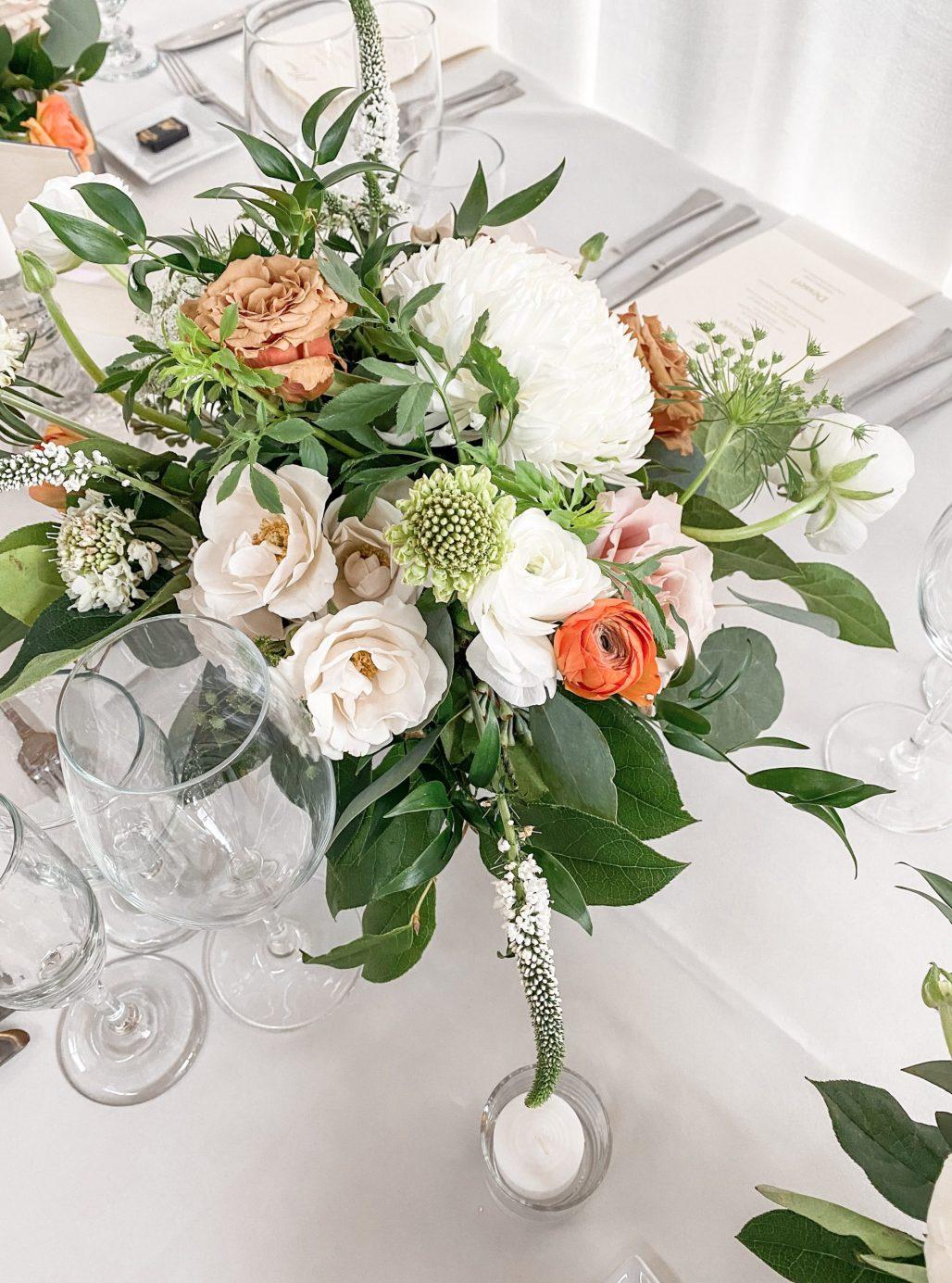 Thainara + Jose's Boho French Inspired Wedding Rich in Soft Earthy Hues || Dreamery Events