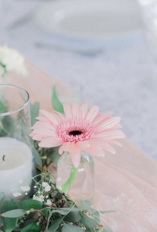 """""""Pretty in Pink"""" a Christening Inspired by Boho Fine Art Details 