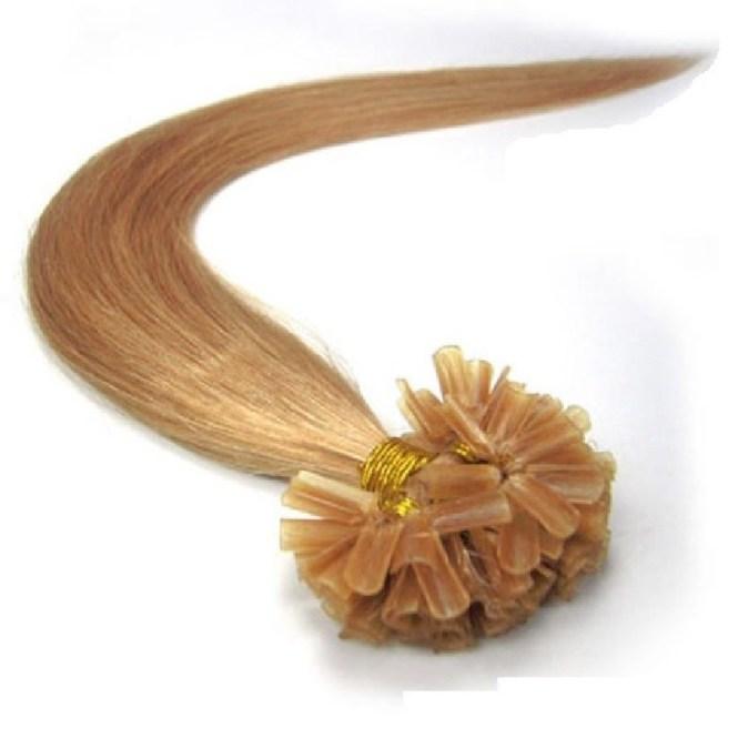 Remeehi 100s 1gs Brazilian Virgin Fusion Hair Extensions Deep Curly Human Real Keratin Nail U