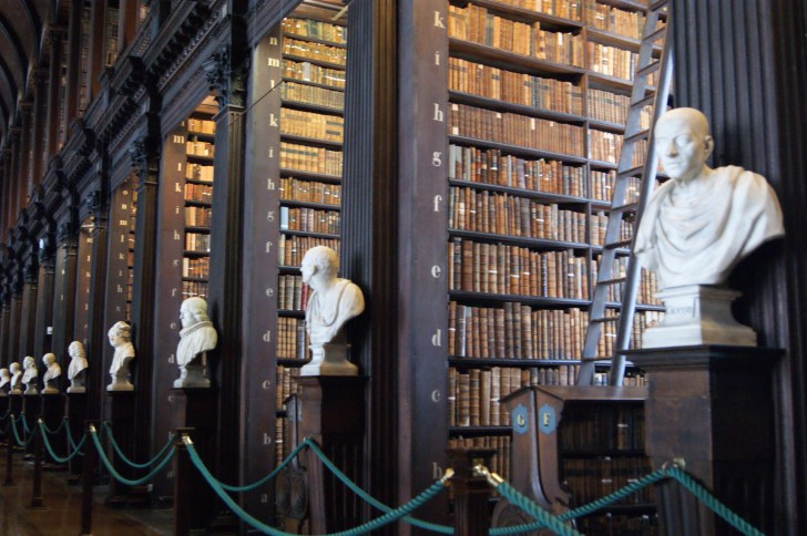 Best libraries and book shops