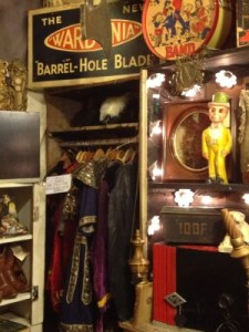 Every nook and cranny of Uncommon Objects is packed with vintage treasures.