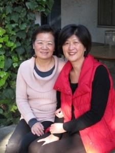 Liou and Tsai in Los Altos, February 2013.