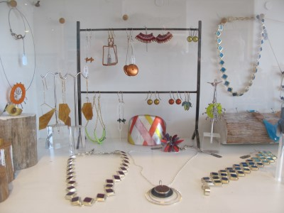 More gorgeous jewelry beautifully displayed.