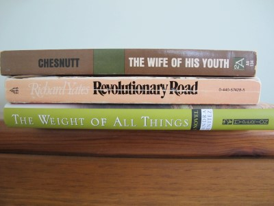 My second book spine haiku.
