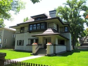 Hills-DeCaro House, 1896/1906, 313 Forest Avenue.
