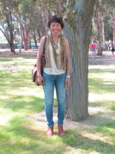 Back to my idealistic roots, UC Davis, Picnic Day, April 2014.