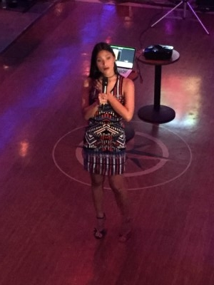 Geena Rocero gives an inspiring talk about being true to yourself and your roots.
