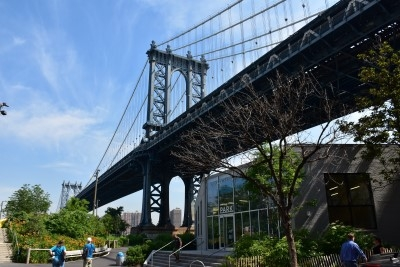 Brooklyn Bridge Park (photo by David).