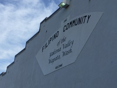 The first Filipino Community Hall in the country.