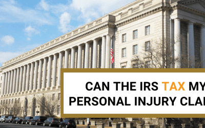 Can the IRS Tax My Personal Injury Claim?