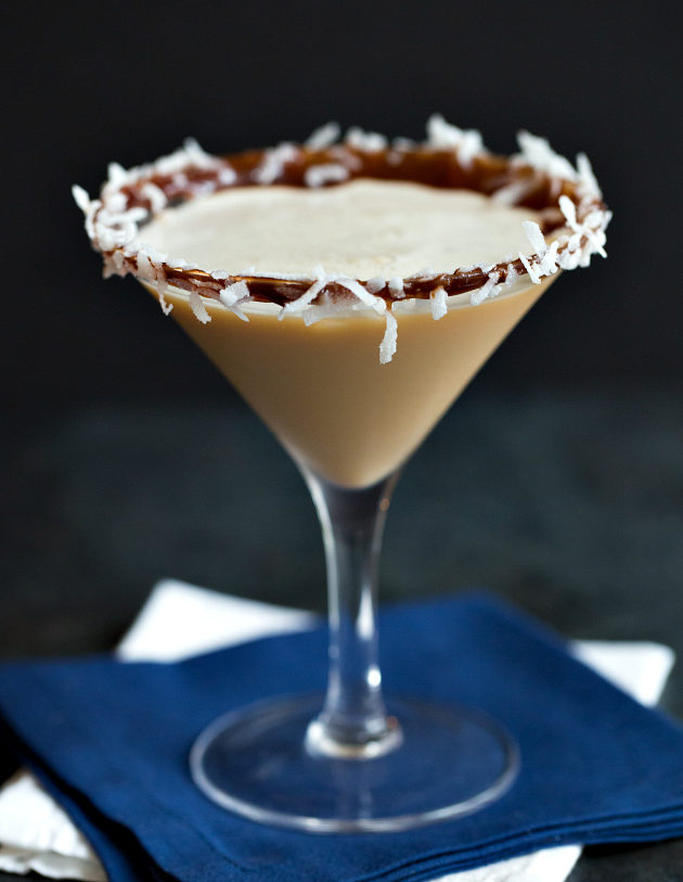 almond joy — candy-inspired cocktails