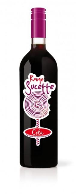 Rouge Sucette Cola