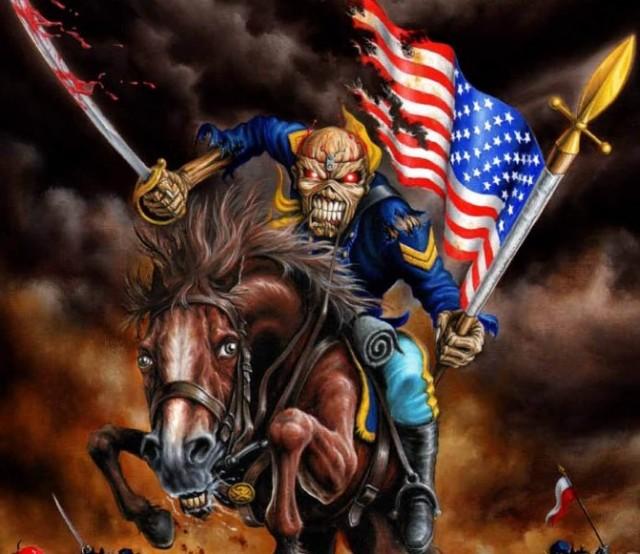 Iron Maiden Beer To Crack America