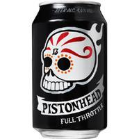 Pistonhead - Kustom Lager 24x 330ml Cans