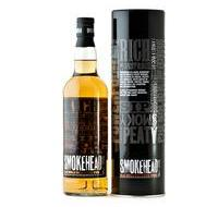 Smokehead – Islay Single Malt Scotch Whisky – 70cl – 40% ABV