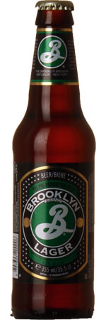 Brooklyn Lager 6 x 355ml Bottles