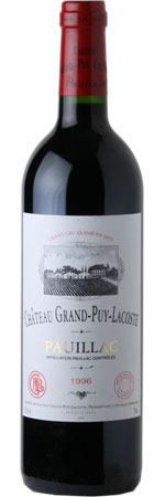 Chateau Grand Puy Lacoste 1996