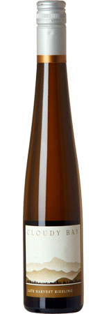 Cloudy Bay Late Harvest Riesling 2009