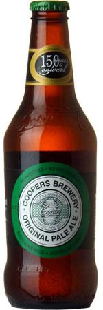 Cooper's Pale Ale 12 x 375ml Bottles