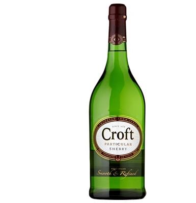 Croft Particular Pale Amontillado Sherry