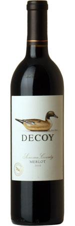 Decoy Merlot 2013