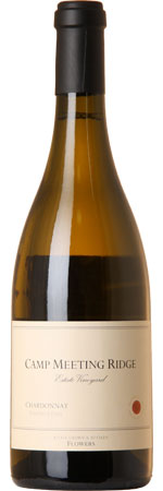 Flowers 'Camp Meeting Ridge'  Chardonnay 2012