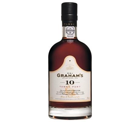 Graham's 10-year-old Tawny Port