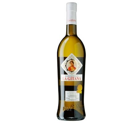 Hidalgo La Gitana Manzanilla Sherry