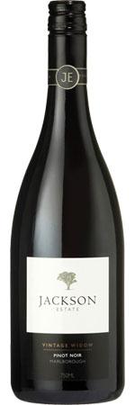 Jackson Estate 'Vintage Widow' Pinot Noir 2013