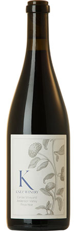 Knez Cerise Vineyard Pinot Noir 2012